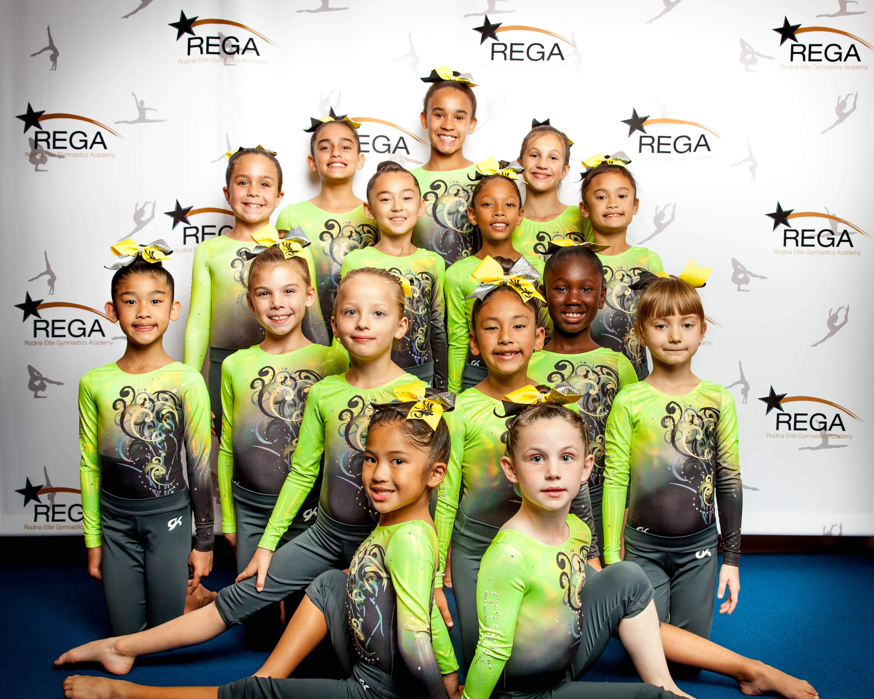 d4343518d223 2018 Level 3 State Meet - REGA - Rodina Elite Gymnastics Academy